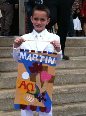 Martin Richard, 8 was a student at the John Paul II Catholic Academy.
