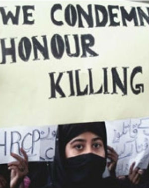 The progress of women's rights - and by extension, all human rights, marches slowly in Jordan, where the shameful practice of 'honor killings' continue.