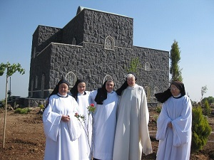The Trappist nuns of Syria