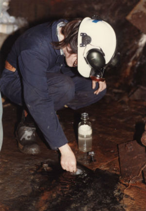 Geoscientist Barbara Sherwood Lollar at the University of Toronto  and her colleagues have investigated deep mines across the world since the Eighties.