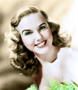 Deanna Durbin was the second-highest paid woman in America in 1946, just $5,000 behind Bette Davis. Anne Frank kept Durbin's picture in the attic where she and her family hid from the Nazis; the photo still hangs today.