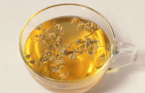 Apigenin is found most commonly in chamomile tea, parsley and celery.
