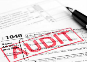 The IRS will have to endure an audit of its own.