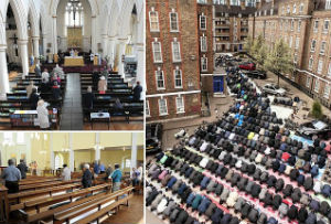 It's feared that Christianity faces a permanent decline in Britain, its increasingly empty churches a monument to those centuries when the teachings of Christ governed the thoughts and deeds of the masses.