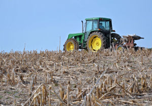 Farmers are concerned about the development of herbicide resistant weeds in the wake of the Monsanto GM seed escape.