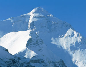 Mount Everest is melting, says scientists in Cancun over margaritas.