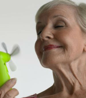 The study found that women who had the most hot flashes performed poorly on memory tests. Furthermore, the worse the hot flashes the longer the period of memory loss.