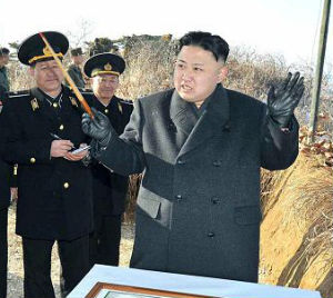 Thrity-year-old Kim Jong-un, the third of his family to rule North Korea, may be seeking to reassert the power of the Workers' Party of Korea over the country's generals.