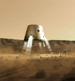 Mars One will send the first 'winners' to the Red Planet in 2022.