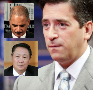 Attorney General Eric Holder approved the investigation of Fox News reporter James Rosen, who reportedly appealed to security analyst Stephen Kim's vanity in order to research an article on North Korea.