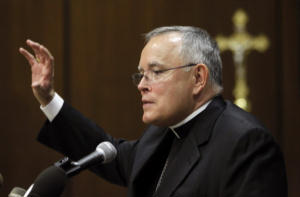 Archbishop Chaput's column is entitled 'Religious Freedom and The Need to Wake Up.' He could have also added 'To Get Up' out of those comfortable chairs where the world looks so simple, so black and white.