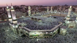 Hajj pilgrims could come away with more than a blessing this October.