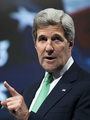 Secretary John Kerry in a statement welcomed the treaty, ensuring that the U.S.'s signing would not infringe on the fiercely debated Second Amendment rights of U.S. citizens.