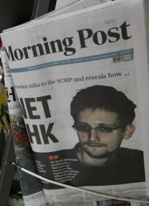 Edward Snowden continues to make headlines although it is time for the discussion to shift back to the U.S. government.