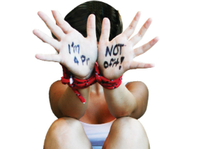 Human trafficking is one of the world's largest and most profitable industries.