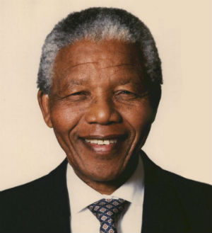 Nelson Mandela entered international consciousness while enduring 27 years in prison for fighting against apartheid, the country's system of racial segregation. He was elected the nation's first black president in 1994, four years after he was freed.