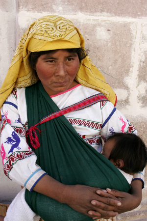 The indigenous people of Mexico do not always speak Spanish and face additional barriers to life in the United States.