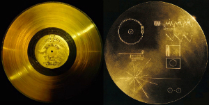 The most important part of the Voyager mission may be to serve as an ambassador to other intelligent life out there by delivering this record, should it exist.