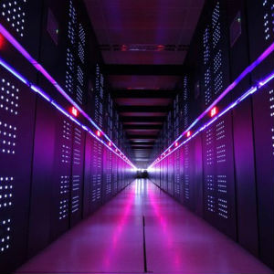 The Chinese said it intends to install the Tianhe-2 equipment at the National Supercomputer Center in Guangzhou, China where it will be used for 'research and education.'