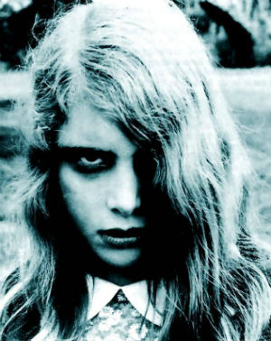 Kyra Schon, who played the little girl zombie in the original 'Night of the Living Dead' was reportedly hailed as one of Pop Artist Andy Warhol's all-time favorite screen performances. Schon told this writer she had always wanted to meet the late Warhol, as both were from Pittsburgh.