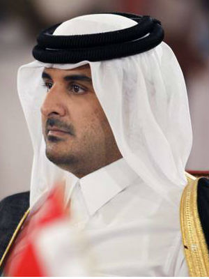 Qatar's newly crowned 33-year-old emir, Sheikh Tamim is bringing his youthful enthusiasm in order to maintain his country's standing as the Arab world's new heavyweight.
