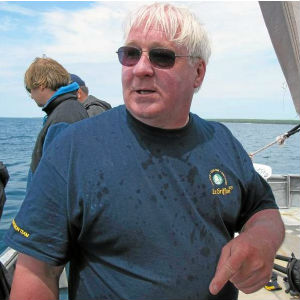 Plans to search for the ship began in 2001, when expedition leader Steve Libert discovered a timber slab wedged in the lakebed.