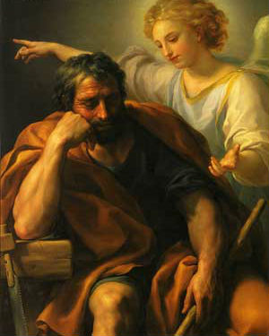 Saint Joseph: Guardian of the Redeemer, Mary and the Church