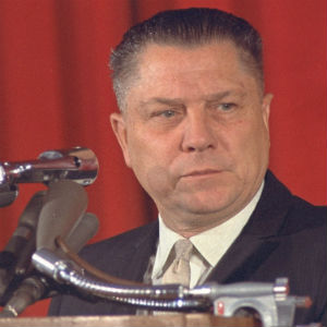 Former Teamsters chief Jimmy Hoffa mysteriously disappeared in 1975. It was largely believed that he was the victim of foul play. Federal agents now say that they are about to crack one of America's biggest unsolved mysteries.