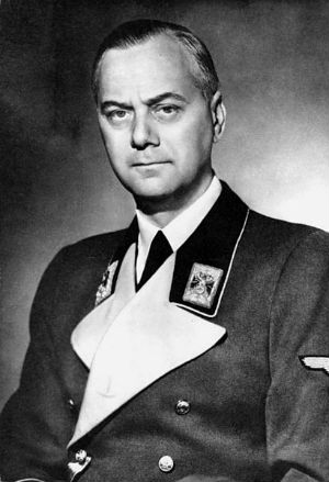 Alfred Rosenberg, a Nazi Reich minister, convicted at Nuremberg and hanged in 1946, might contradict what historians have previously maintained with the discovery of his diary.