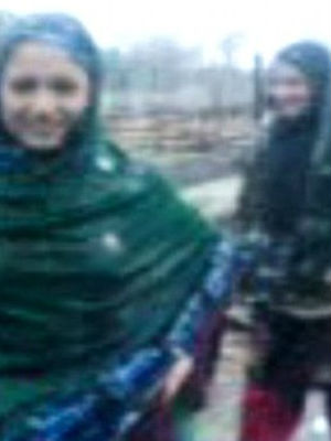 In the phone video that cost them their lives, sisters Noor Basra and Noor Sheza dance and smile in the rain.