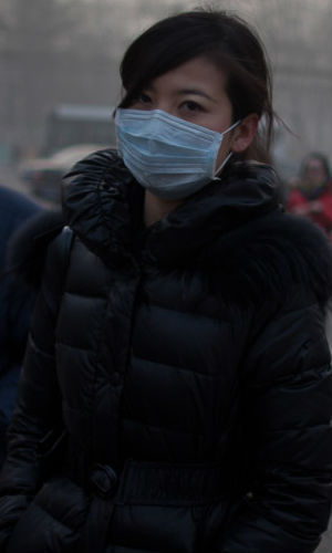 The majority of the fatalities linked to air pollution are in East and South Asia, which have large populations and severe air pollution.