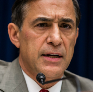 Issa reminded IRS acting director Daniel Werfel that failing to cooperate is a crime.