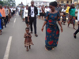 The last day of the Nigerian pro-life events was marked with a spectacular March for Life through the City of Owerri