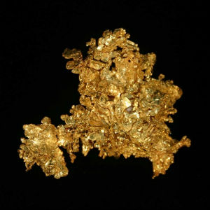 Gold is likely formed in the collision between neutron stars.