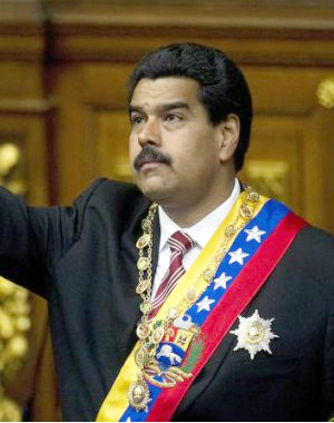 Some maintain that Venezuelan President Nicolas Maduro is in fact from Colombia - but no birth certificate for him has been discovered in Colombia as well.
