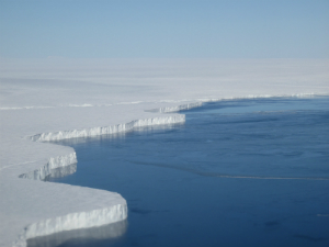 Antarctic ice is thinning, leading many to suggest that we're returning to Pliocene-era conditions.
