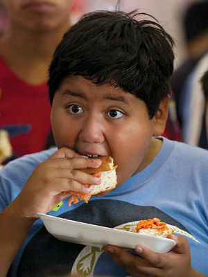 The statistics are grim: Nutritional experts say four fifths of overweight children will remain so their entire lives.