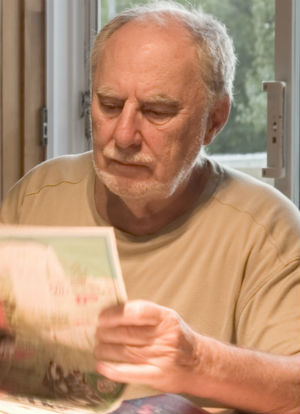 Dementia, a crippling brain condition that robs the elderly of their memory and cognitive abilities, can be staved off by reading books or writing letters.