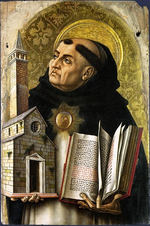 It had been my first reading of St. Thomas Aquinas that reactivated my journey into the Catholic Church, and it was St. Thomas that kept me a living member of the Church that day on the Bronx River Parkway.