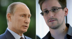 Putin has laid out conditions for Snowden to seek asylum in Russia.