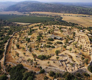 King David's palace found, says Israeli team.