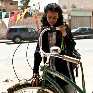 The first full-length feature film ever shot in Saudi Arabia has a daring theme considering its country of origin. 'Wadja' tells the story of an 11-year-old girl who dreams of owning a bicycle.