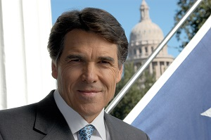 Courageous Governor Rick Perry of Texas