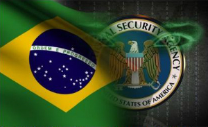 It's unclear if Brazil is an accomplice or a victim in the U.S. spying operation, but with the cooperation of their telecoms, they're likely an ally.