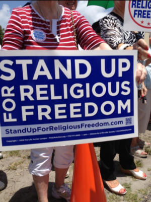 a look at the religious freedom in united states Religious freedom--liberty of conscience and belief--limitations-- right to   officials and employees of the state of missouri and its political subdivisions shall  have.
