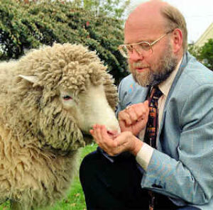 In regards to reviving woolly mammoths, 'I think it should be done as long as we can provide great care for the animal,' Sir Ian Wilmut, the Edinburgh-based stem-cell scientist responsible for Dolly the Sheep says.
