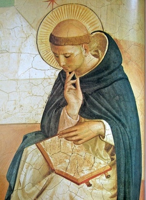 St. Dominic: In his conversations and letters he often urged the brothers of the Order to study constantly the Old and New Testaments. He always carried with him the gospel according to Matthew and the epistles of Paul, and so well did he study them that he almost knew them from memory.