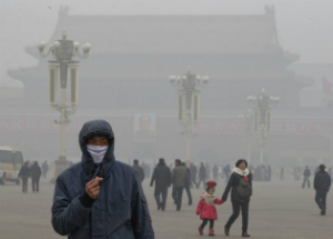 China is infamous for its dangerous levels of pollution.