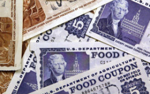 It's being met with opposition by Democrats - but House Republican leaders will soon present a bill that would cut the food stamps program by $40 billion over 10 years.