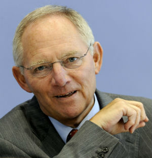 German Finance Minister Wolfgang Schäuble has previously warned Germany's parliament and media that European taxpayers might have to lend Greece more money.